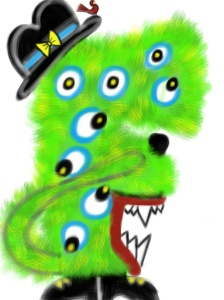 F Monster