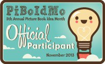 PiBoIdMo Picture Book Idea Month