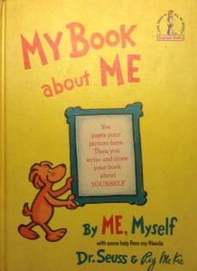 This is my book about me by me! I wrote this book in 1974 when I was 7 years old.