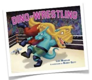 Dino wrestling