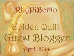 Rhypibomo Guest Blogger Badge