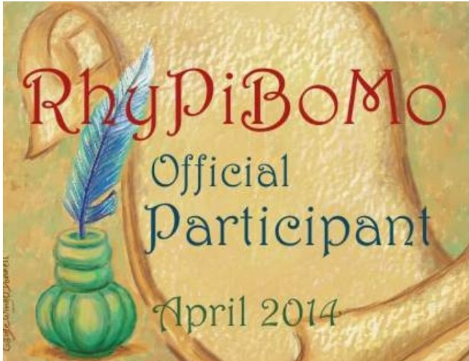 Rhyming Picture Book Month Logo
