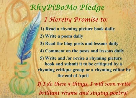 RhyPiBoMo Pledge