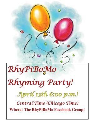 RhyPiBoMo Rhyming Party