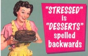 Stressed image'