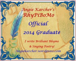 RhyPiBoMo Graduate Badge