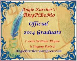 RhyPiBoMo Graduate Badge