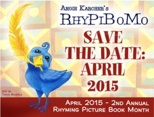 RhyPiBoMo 2015 Save the Date Badge