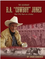 The Legendary RA Cowboy Jones Cover