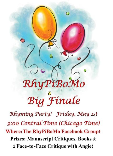 RhyPiBoMo 2015 Rhyming Party