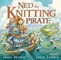 Ned the Knitting Pirate image