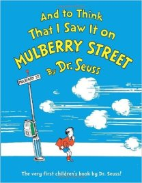 To think that I saw it on Mulberry Street