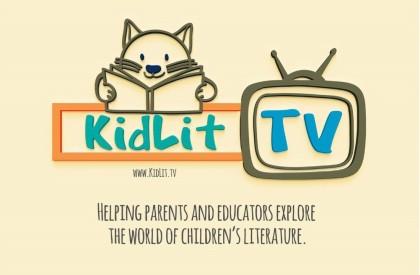 KidLit TV logo - new