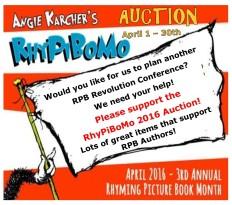 RhyPiBOMo 2016 Auction Badge