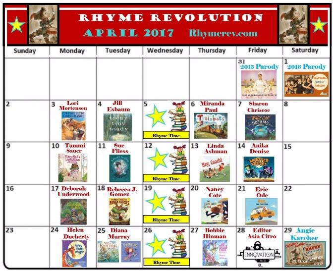 RR Calendar 2017