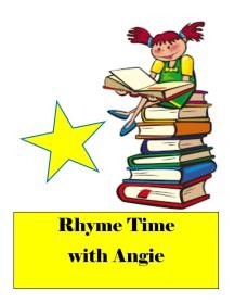 Rhyme Time Logo