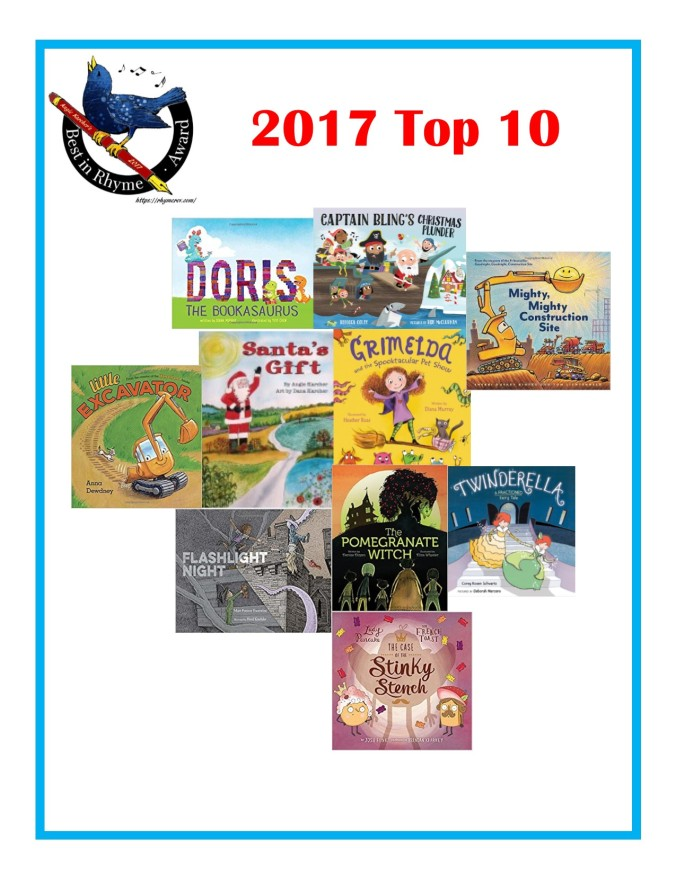 Best in Rhyme 2017 Top 10