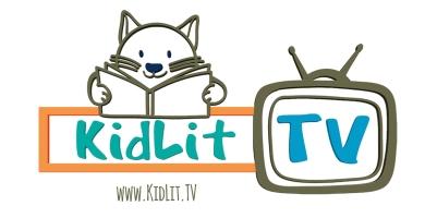 KidLitTV Logo - NEW 2017