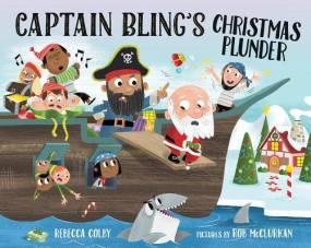 Captain Bling cover