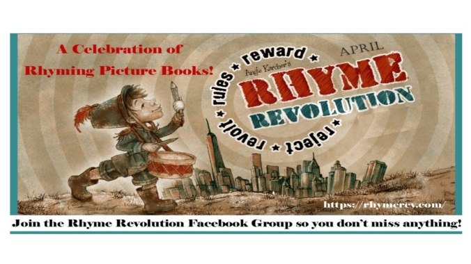Rhyme Revolution FB Header